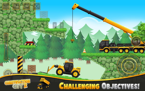 Construction City 2 screenshot 9