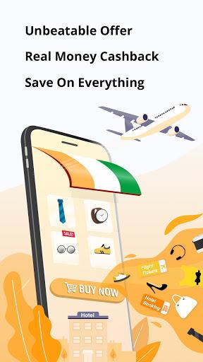 Cheap Flight, Hotel, Coupon & Cashback HappyEasyGo screenshot 1