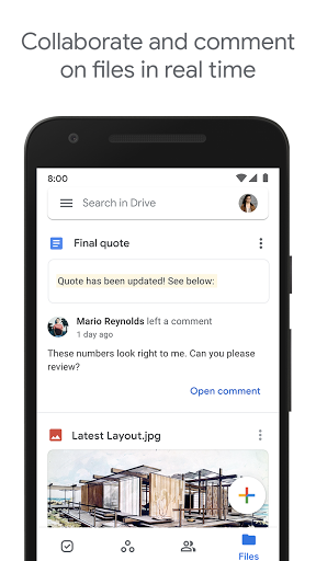 Google Drive screenshot 4
