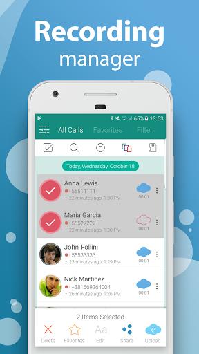 Call Recorder - Ghi âm cuộc gọi screenshot 4