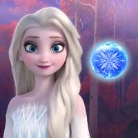 Disney Frozen Free Fall - Play Frozen Puzzle Games on 9Apps