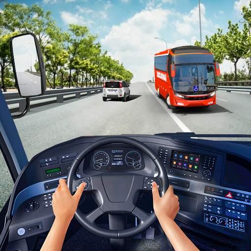 Modern Bus Drive Parking 3D - New Bus Games 2021