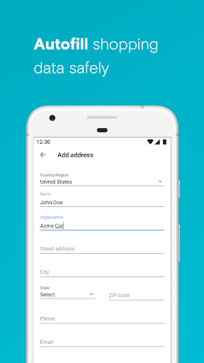 Opera browser beta screenshot 4