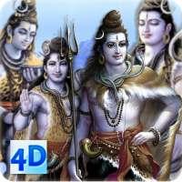 4D Shiva Live Wallpaper on APKTom