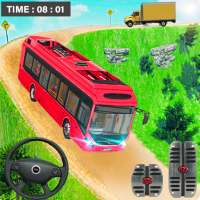Bus Simulator Game 2021 on 9Apps