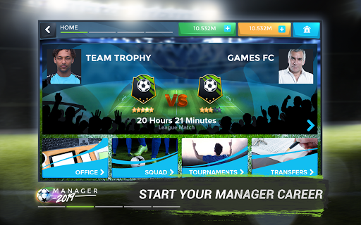 FMU - Football Manager Game screenshot 7