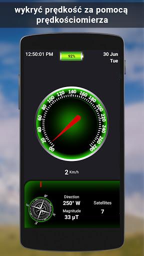 GPS satelita - żyć Ziemia mapy & głos nawigacja screenshot 7