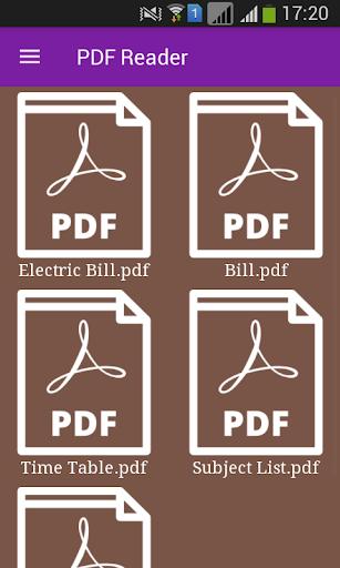 PDF File Reader screenshot 2
