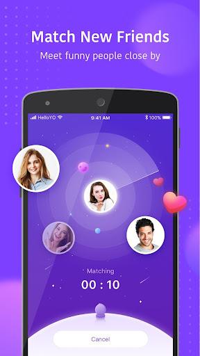 Hello Yo - Group Chat Rooms screenshot 5