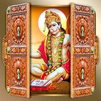 Hanuman Ji Door Lock Screen on 9Apps