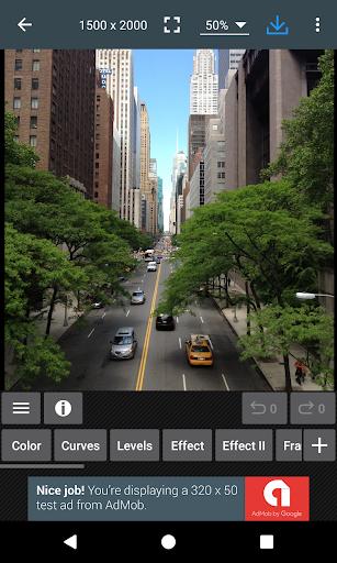 Photo Editor screenshot 1