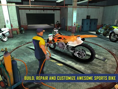 Sports Bike Mechanic Workshop screenshot 3