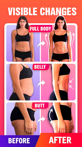 Lose Weight at Home - Home Workout in 30 Days screenshot 3