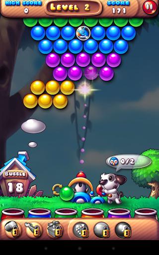 Bubble Bird Rescue screenshot 9