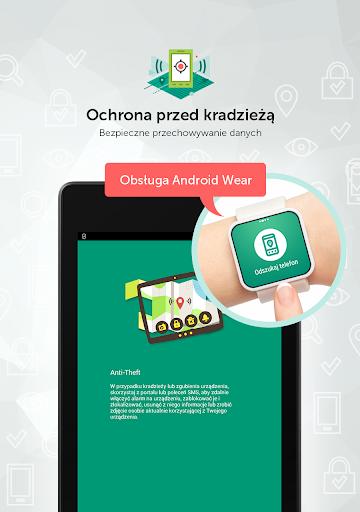 Antywirus Mobilny Kaspersky: Ochrona & App Lock screenshot 11