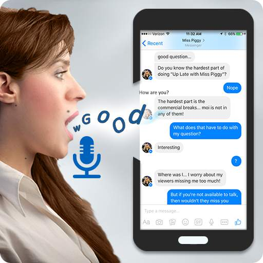 Speech To Text Converter - Voice Typing App