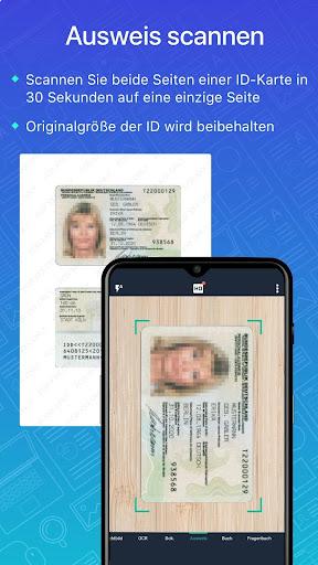 CamScanner-Kostenloser PDF- und Dokumentenscanner screenshot 6