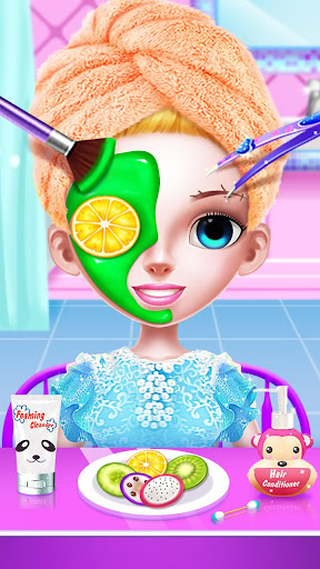 Princess Makeup Salon screenshot 1