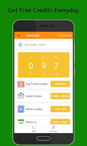 Call India Free - IndiaCall screenshot 3
