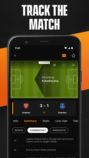 LiveScore: Live Sports Scores screenshot 5