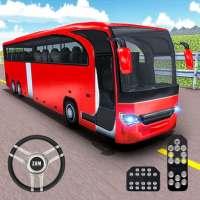 حديث حافلة موقف سيارات مغامرة - تقدم حافلة ألعاب on 9Apps