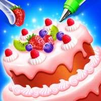 Sweet Cake shop: Cook & Bakery on APKTom