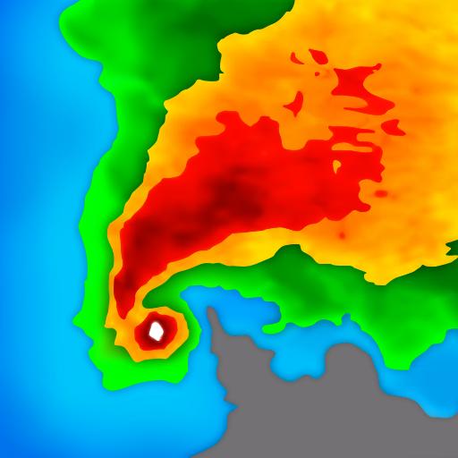 Clime: Radar Cuaca dan Ramalan icon