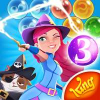 Bubble Witch 3 Saga on 9Apps