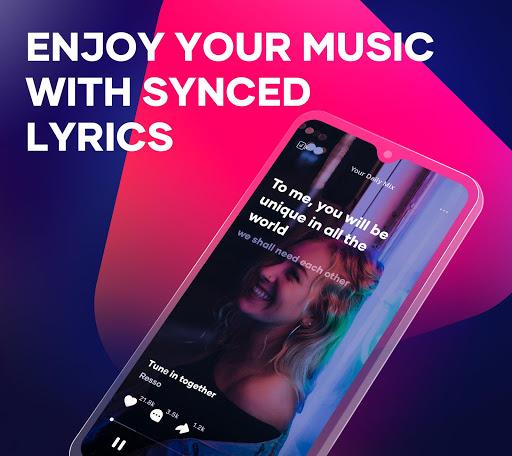 Resso Music- Song Streaming with Lyrics & Radios screenshot 1