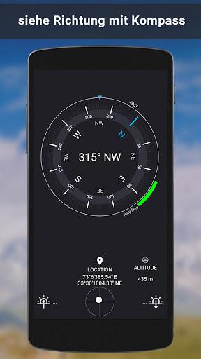 GPS Satellit - Erde Karten & Stimme Navigation screenshot 6