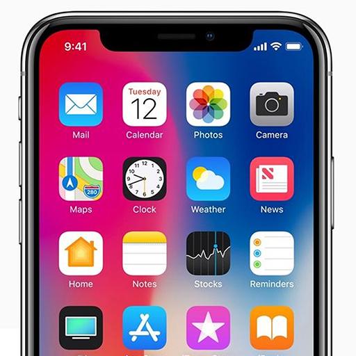 ikon Phone 13 Launcher, OS 15 Launcher, Control Center