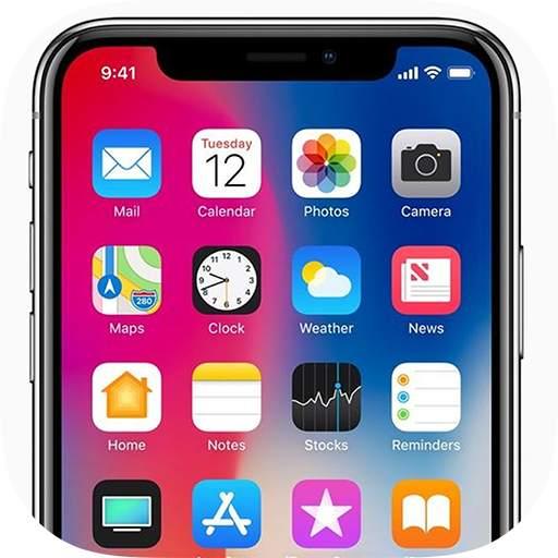 Phone 13 Launcher, OS 15 Launcher, Control Center