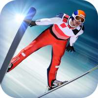 Ski Jumping Pro on 9Apps