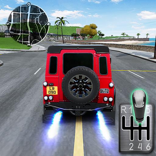 Race the Traffic Nitro icon