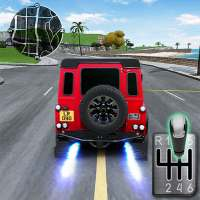 Race the Traffic Nitro on 9Apps