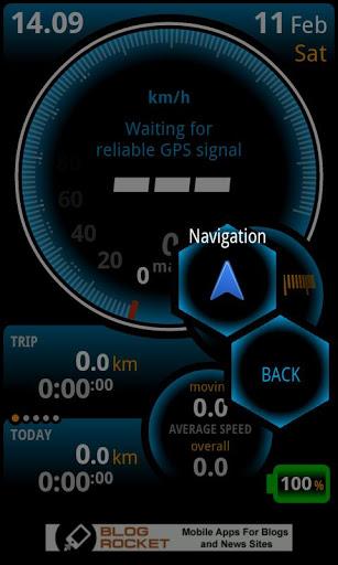 Ulysse Speedometer 6 تصوير الشاشة
