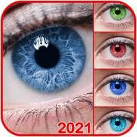 Eye Color Changer - Eye Lens Photo Editor on 9Apps