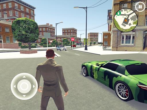 Driving School 3D Simulator screenshot 9
