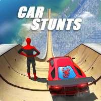 Spider Superhero Car Games: Car Driving Simulator on 9Apps