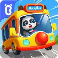 Baby Panda's School Bus - Let's Drive! on 9Apps