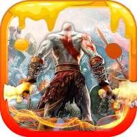 kratos God of Battle on 9Apps