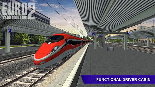 Euro Train Simulator 2 screenshot 6