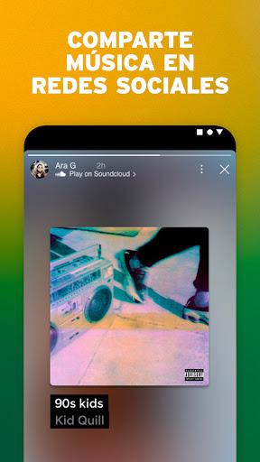 SoundCloud - Música, playlists y podcasts screenshot 5