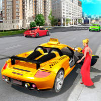 City Taxi Driving Simulator - Free Taxi Games 2021 on APKTom