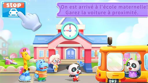 Bus scolaire de Bébé Panda screenshot 3