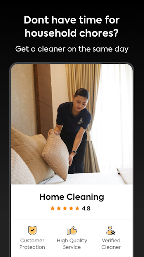 Urban Company - Home Services screenshot 4
