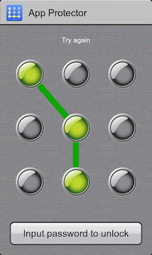 App Lock 5 تصوير الشاشة