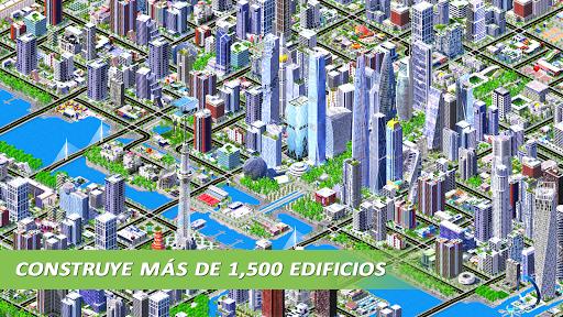 Designer City: Juego de construcción screenshot 3