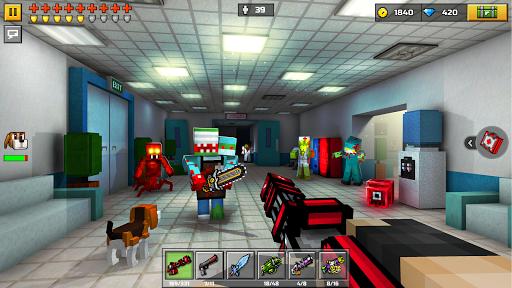 Pixel Gun 3D - Battle Royale screenshot 4