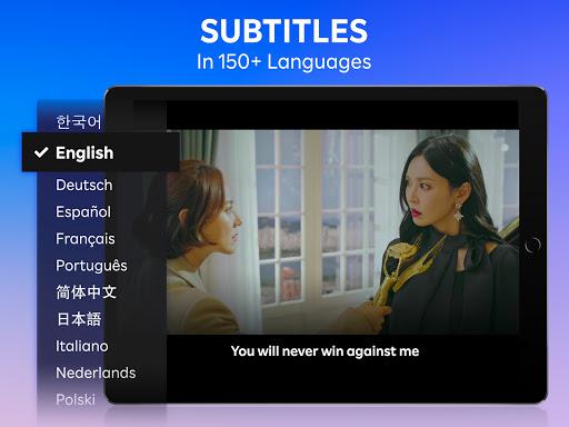 Viki: Stream Asian Drama, Movies and TV Shows screenshot 10